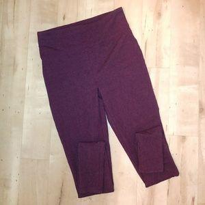 NWOT Mossimo High Waisted Leggings/Yoga Pants XS
